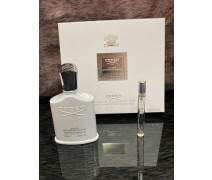 Creed Silver Mountain Water Tester Erkek Kalemli Parfüm Seti 100 ml