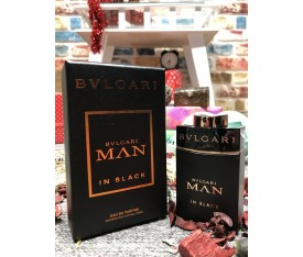 Bvlgari Man In Black EDP Kutulu Erkek 100 ml