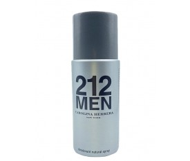 Carolina Herrera 212 Men Erkek Deodorant 150 Ml