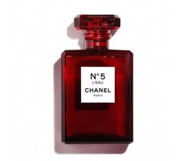 Chanel No 5 Leau Red Limited Edition Edt Tester Kadın Parfüm 100 Ml