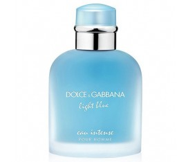 Dolce Gabbana Light Blue Eau İntense Edp Tester Erkek Parfüm 125 ml.