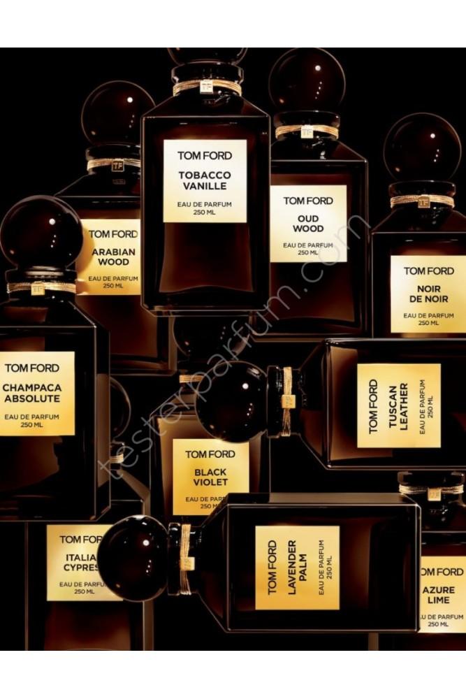 Tom Ford Noir De Noir Edp Tester Erkek Parf 252 M 50 Ml En